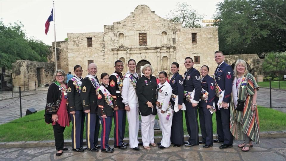 MAs at the Alamo 1