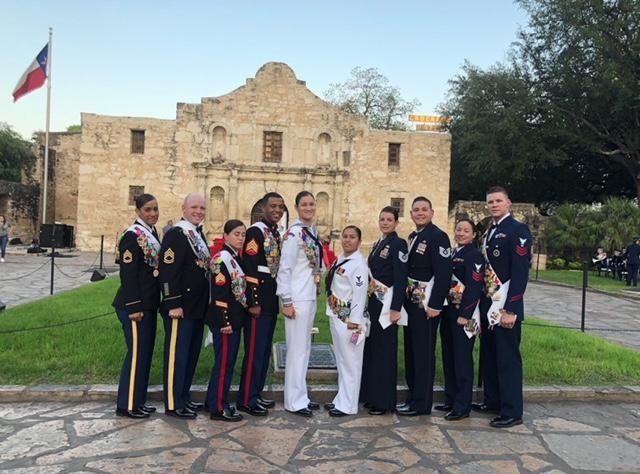 MAs at the Alamo 2