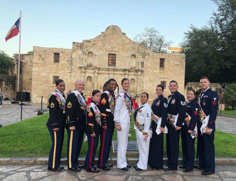 MAs at the Alamo