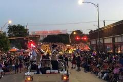 Flambeau parade 2