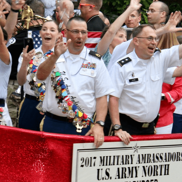 2017 MA River Parade with MG Lein-min