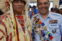 Coast Guard MA at Pow Wow-min